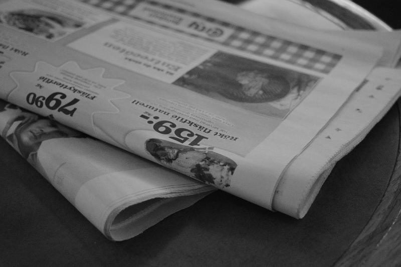 free stock images Newspapers